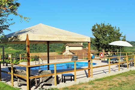 Holiday house with pool- Colorino - San Casciano in Val di pesa - 独立屋