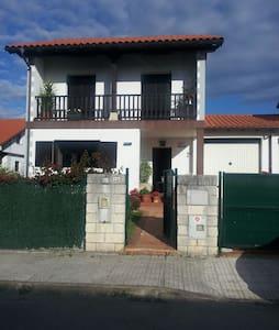 casa familiar mar y montaña - Castillo