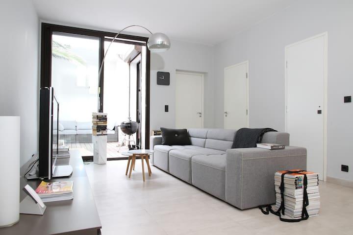 Stunning Modern House by the Beach - Marseille