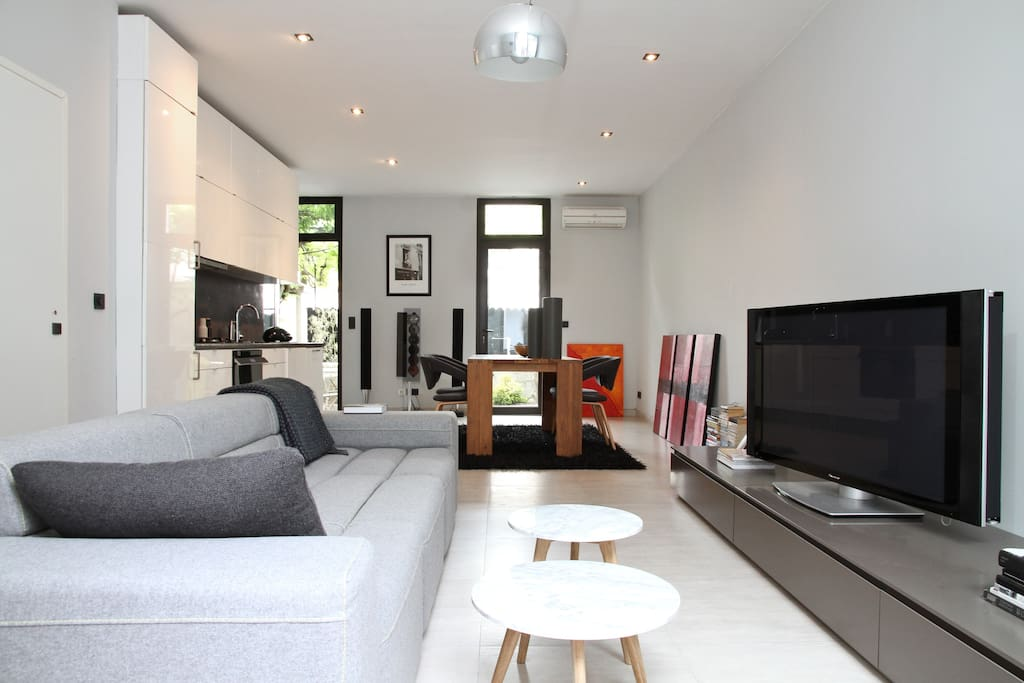 Comfortable, tastefully furnished and wifi-connected