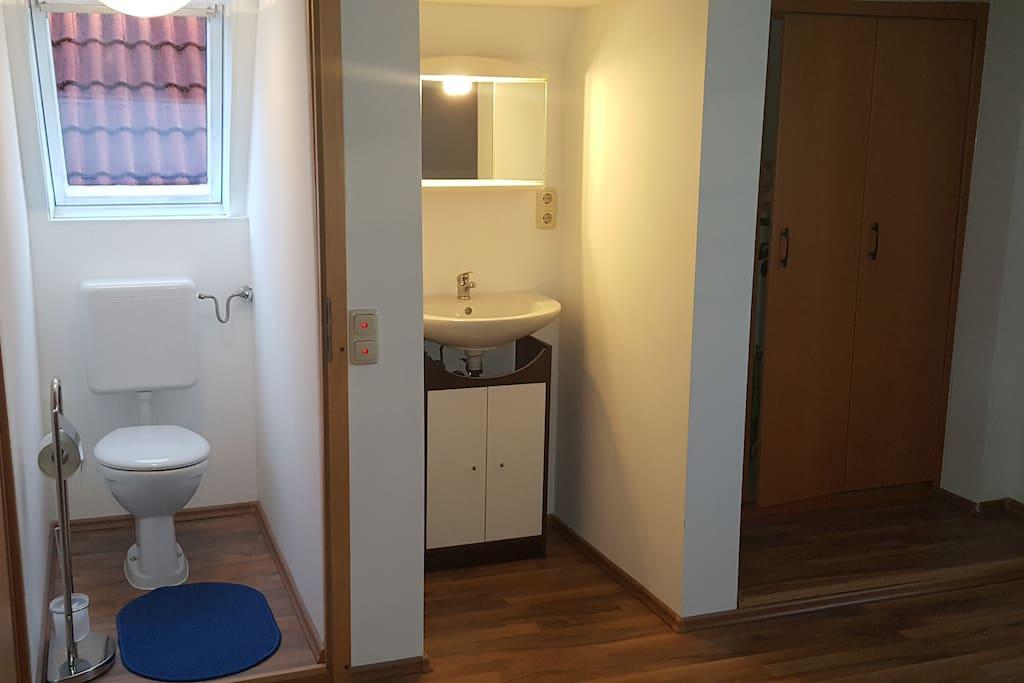 Zimmer 3 WC