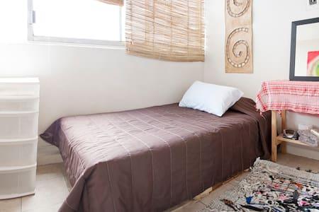 Student Style ♥ Small Economic Room - Mexico City - Apartment