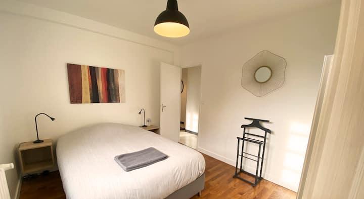 Appartement 3 chambres en maison à RENNES