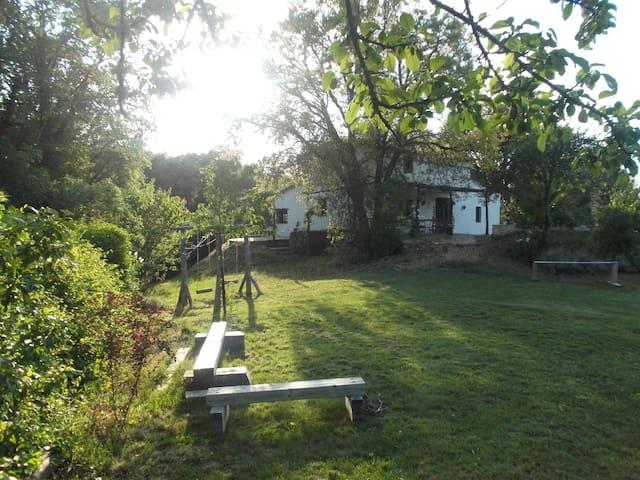 Bonita casa rural con encanto en finca de 2 Ha. - Fuenteheridos - Дом