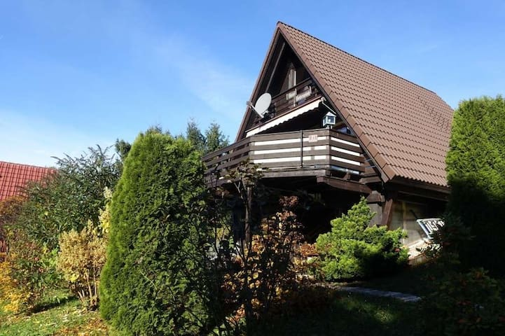 Lovely holiday house in Alps with easy access A8