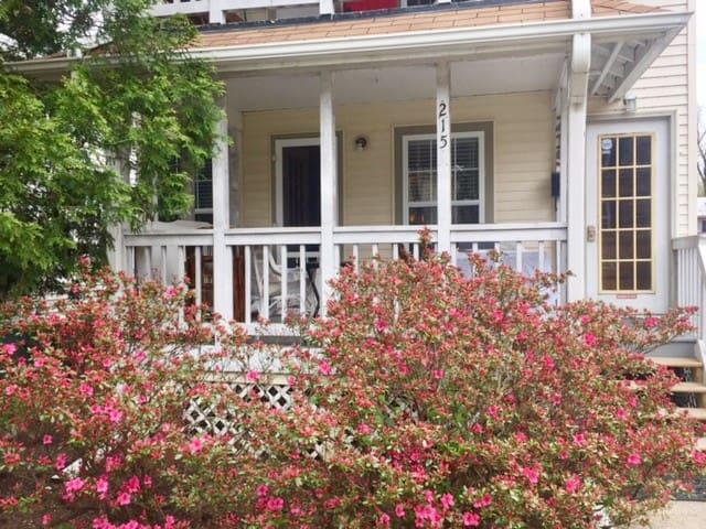 Charming Sunny Del Ray 1BR - Alexandria - House