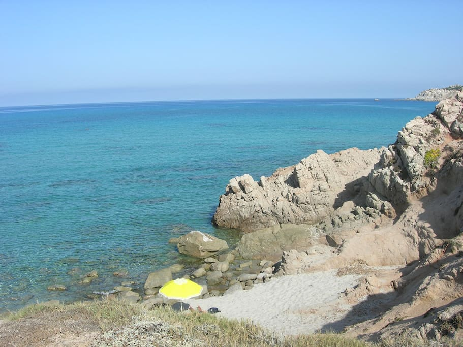 Beach nearby, approx. 2 km