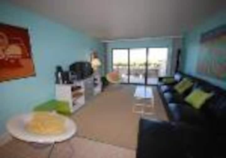 2 Bedroom Duplex Oceanfront Condo