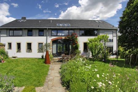Ferienwohnung Antonie im Lindenhof - Müglitztal - Dům