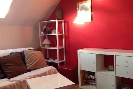 Chambre au coeur d'Auvers sur Oise - Auvers-sur-Oise - Rumah
