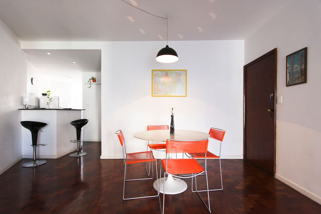 Charming apartment in SP downtown