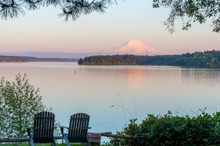 The EbbTide: A beach retreat like no other - Lakebay