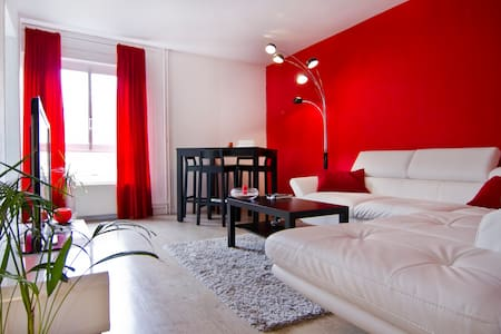 Flat between Paris and Disneyland - Champs-sur-Marne - Apartamento