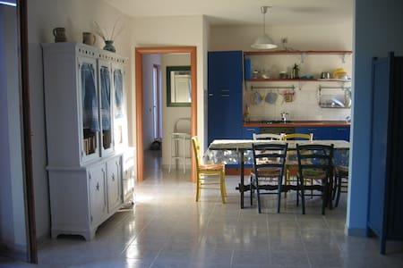 PALAU - S. PASQUALE  CASA 8 PERSONE TERRAZZA VISTA - San Pasquale - Appartement