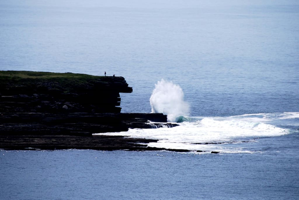 Another Wild Atlantic Way Discovery Point is located at Muckross Head