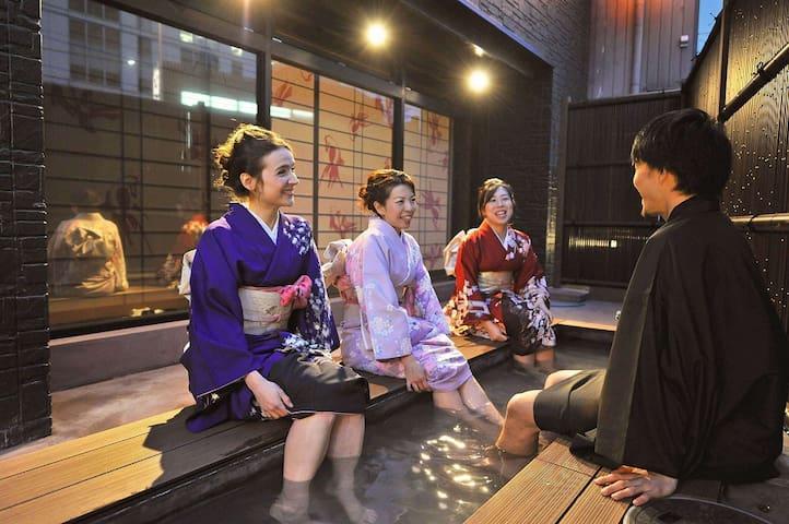 In the heart of Osaka!/2ppl Japanese Room/JR2
