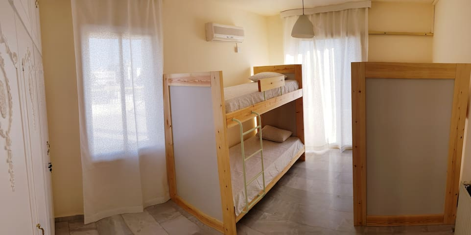Bed in female dorm, Nex Hostel