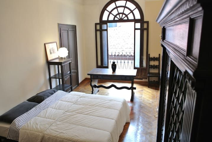 The balcony room at St. Mark Square - Venedig - Bed & Breakfast