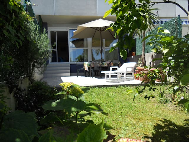 EXCLUSIVE APARTMENT WITH GARDEN, - Castro Urdiales - Apartment