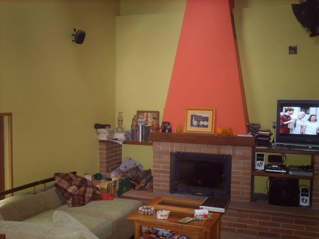 Selva de Irati 2hab+baño - Orbaizeta - Casa