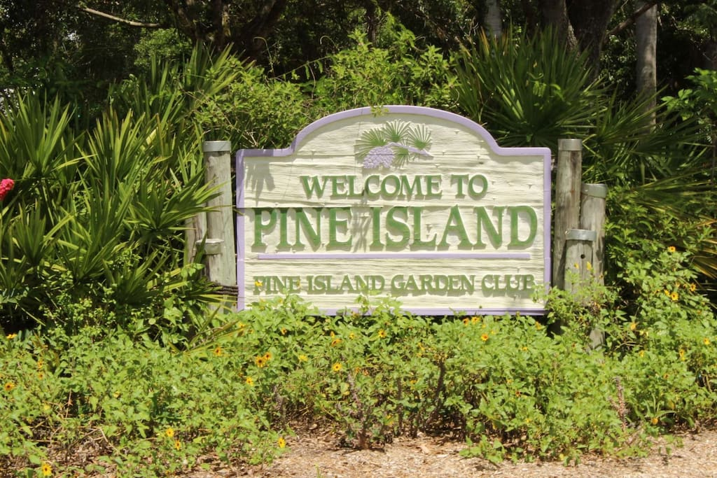 Welcome to Pine Island, the Tarpon capitol of Florida