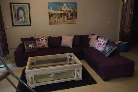appartement confortable et centrale - Ariana