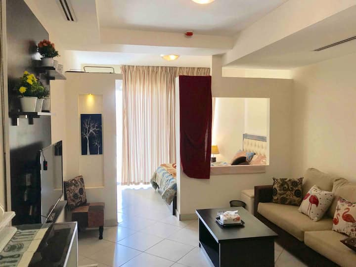 Cozy., Modern Apt in a Great location in Amman! 2