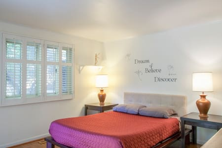 Lovely Suite & Bath  - Metro area - Montgomery Village - Huis