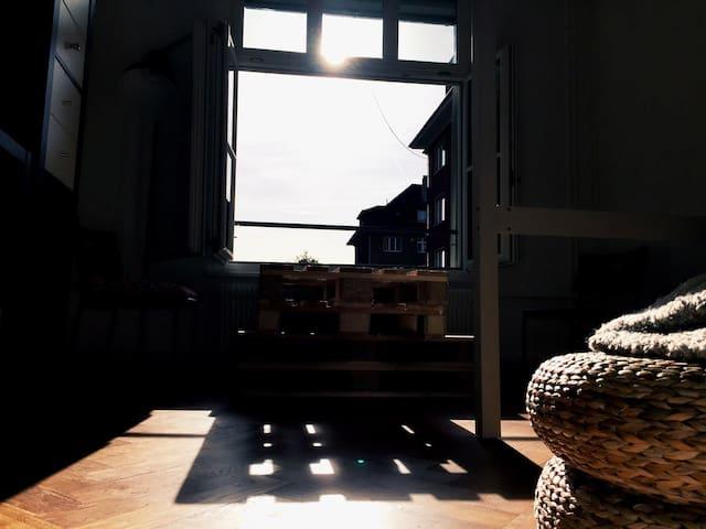 Sunny room, BERN Centre