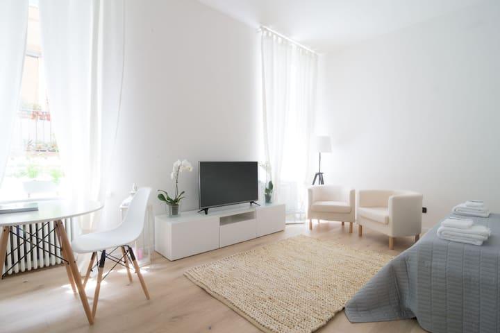 Romantic Apartment in Verona (new)