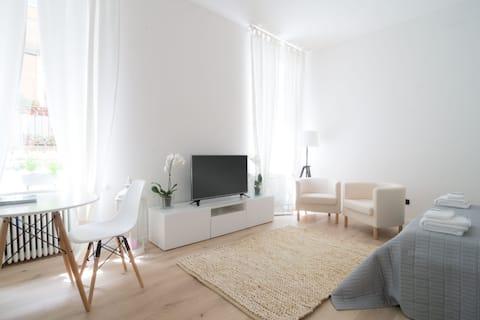 Apartamento romántico en Verona (nuevo)