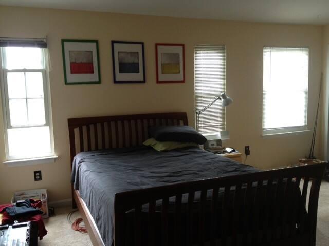 Big Bedroom w/ Private Full Bath