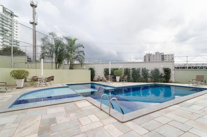 Great APT in a great neighbourhood  - Cuiabá - Apartment