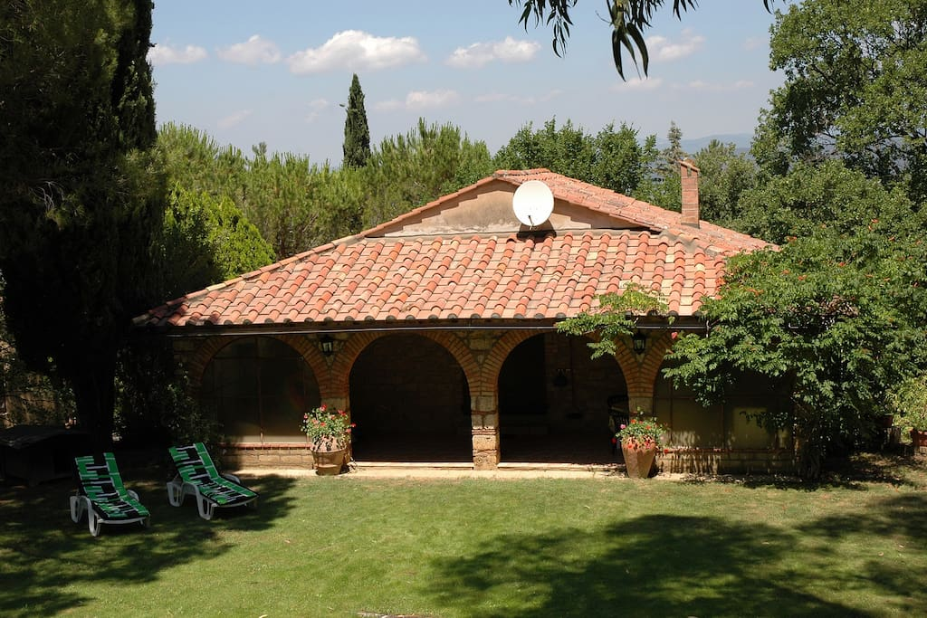 Haus Aurelia, von La Villa
