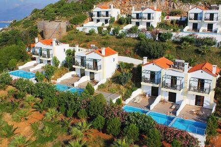 G Villas complex Chersonissos - Heraklion - Villa