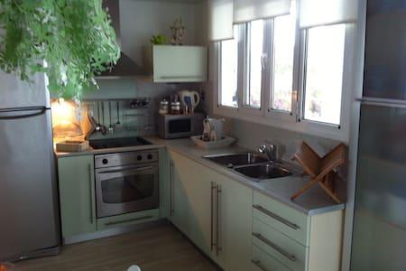 Οροφοδιαμέρισμα τεσσάρων ατόμων - Ikaria - Huis