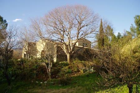 propriété avec piscine - Saint-Jean-de-Cuculles