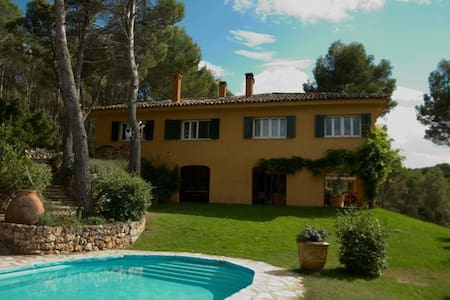 """Campanilla"" lovely country house - Pareja - Penzion (B&B)"