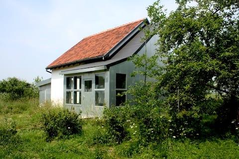 Vakantiehuis op het platteland