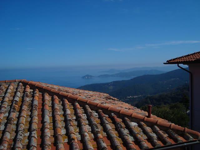 The House of Writer , Marciana, Elba Island - Marciana