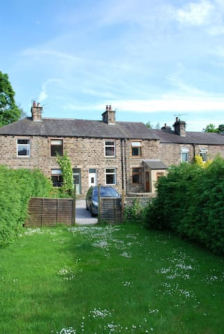 Peak District Country Escape (L) - Hathersage - บ้าน