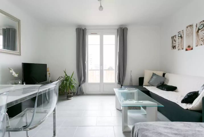 NEW Appartement 5 personnes entre Paris et Disney