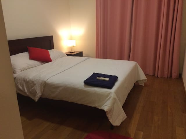 Cozy room in best luxury apartment in Colombo - 科倫坡 - 公寓