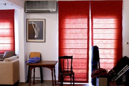 Grande Chambre dans bel appartement - Beiroet