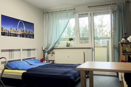 Studio-Apartment in Erfurt