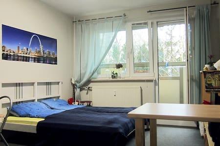 Studio-Apartment in Erfurt