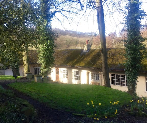 Grosmont House Holiday Cottage 1 - Grosmont