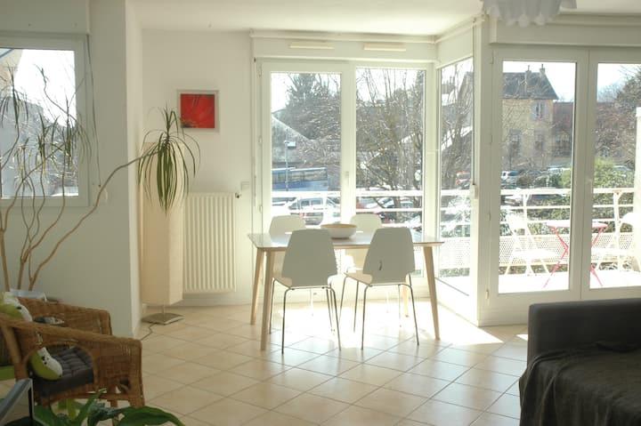 Bel appartement au calme, proche  Lac du Bourget