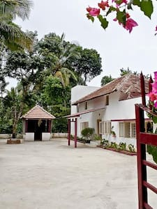 Independent estate stay near Madikeri - Kodagu - Gästehaus