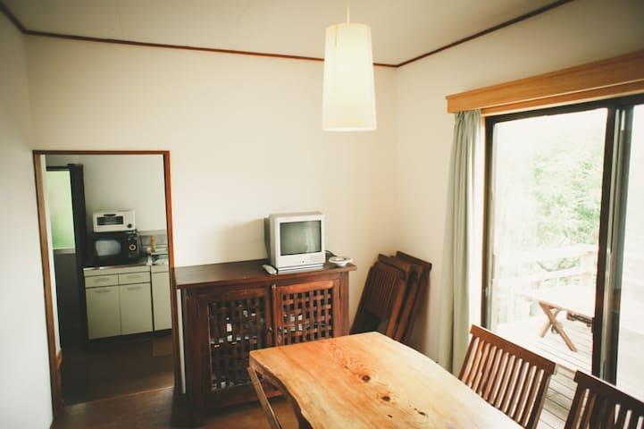 Villa Yumigahama 4-5people cabin - Minamiizu-chō - Dom